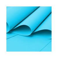 Plancha goma eva Foamiran 60x35 cm - Color Azul bebe