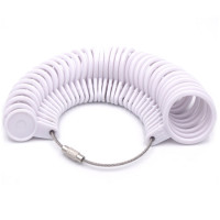 Accesorio medidor de tallas de anillos ( 1 a la 33)
