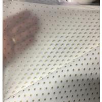 Papel de seda puntos dorados 86x62 cm 17 g