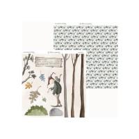 Los Hechizos de Olga 11 - Papel Scrap doble cara 30.5x31.5 cm