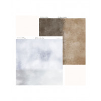 Los Hechizos de Olga 13- Papel Scrap doble cara 30.5x31.5 cm