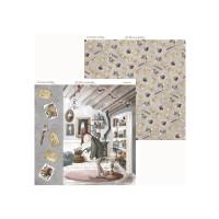 Los Hechizos de Olga 02- Papel Scrap doble cara 30.5x31.5 cm