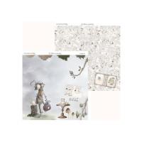 Los Hechizos de Olga 06- Papel Scrap doble cara 30.5x31.5 cm