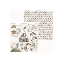 Los Hechizos de Olga 09- Papel Scrap doble cara 30.5x31.5 cm