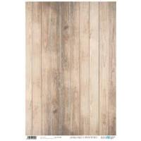 Papel cartonaje 32x48.3 cm- Panel madera natural PFY-1025