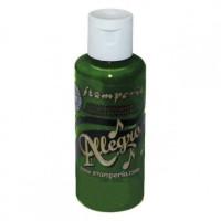 Pintura acrílica Allegro KAL 100 Verde siepe