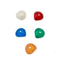 Resina tacha campana para ZC-1103-  24x9 mm - Color Verde