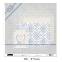 """Papel Scrap doble cara 12x 12""""- Comunión Classic- PFY1573"""