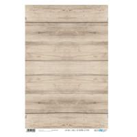 Papel cartonaje 32x48.3 cm- Panel madera gastada PFY-1029