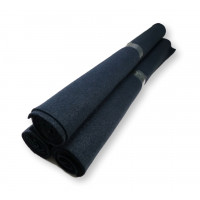 Rollo fieltro AZUL PETROLEO  80x40 cm grosor 1.5mm