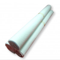 Rollo fieltro BLANCO 80x40 cm grosor 1.5mm