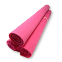 Rollo fieltro FUCSIA 80x40 cm grosor 1.5mm