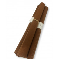 Rollo fieltro MARRON CLARO 80x40 cm grosor 1.5mm