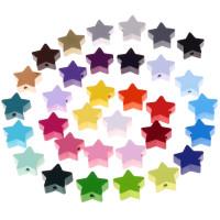 Lote ahorro 25 estrellas de madera PREMIUM ( A escoger)