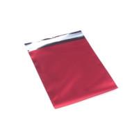 Bolsa sobre celofan brillante rojo 12x10 cm - 10 uds