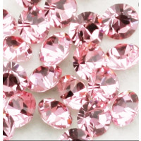 Chaton 1088 PP 32  cristal Swarovski Light Rose 4mm - 16 uds