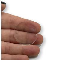 Plexy incoloro transparente - Entrepieza moneda 30 mm, int 2 m