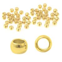 Chafa de acero dorado 1.5 mm ( 100 uds)