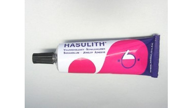 Adhesivo Hasulith para joyeria,  Tubo grande 30 ml.