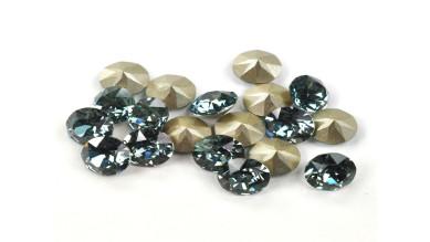 Chaton Xilion Swarovski 1028 SS39 -  Indian sapphire- 1 ud
