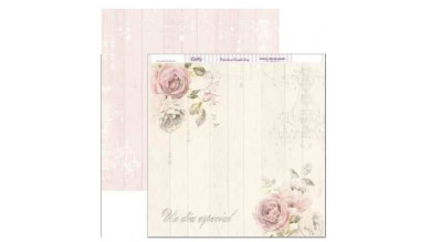 "Papel Scrapbooking doble cara 12x 12"""" - Comunion SCP-104"