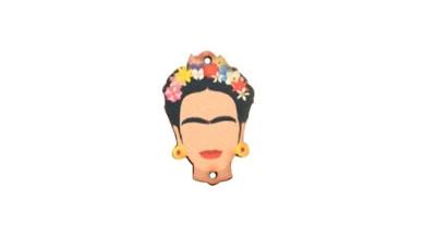 Frida- Entrepieza de madera 28x19 mm