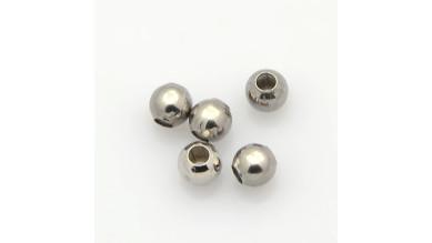 10 uds- Bola de acero inoxidable 3 mm Talad 1 mm