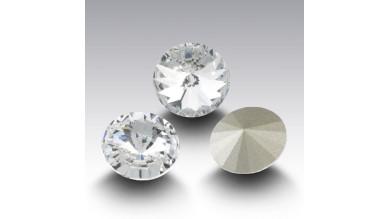 Chaton Xilion Swarovski RIvoli 1122  12 mm- Crystal - 1 ud