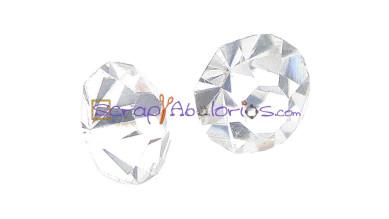 Chaton piramide cristal 4 mm color cristal (  16 uds)- SS16