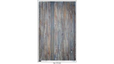 Papel cartonaje 32x48.3 cm- Panel madera gastada PFY-1028