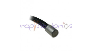 Terminal ciego tapon cilindro, 5x4 mm, int 3,2 mm ( 10 uds)
